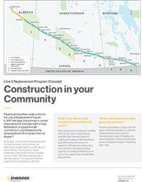 Construction in your Community